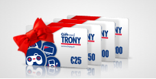 Immagine Gift Card Trony
